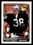 1992 Topps #386  Nick Bell  Front Thumbnail