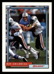 1992 Topps #573  Ray Childress  Front Thumbnail