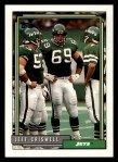 1992 Topps #581  Jeff Criswell  Front Thumbnail