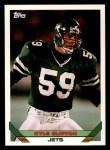 1993 Topps #11  Kyle Clifton  Front Thumbnail