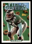 1993 Topps #296   -  Seth Joyner Field Generals Front Thumbnail