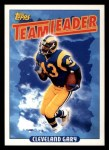 1993 Topps #176   -  Cleveland Gary Rams Leaders Front Thumbnail