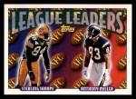 1993 Topps #217  Sterling Sharpe / Anthony Miller  Front Thumbnail