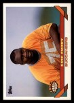 1993 Topps #324  Eric Curry  Front Thumbnail