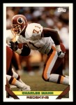 1993 Topps #363  Charles Mann  Front Thumbnail