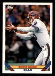 1993 Topps #484  Chris Mohr  Front Thumbnail
