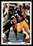 1993 Topps #615  Merril Hoge  Front Thumbnail