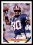 1993 Topps #620  Bill Brooks  Front Thumbnail