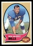 1970 Topps #63  Ron McDole  Front Thumbnail