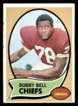 1970 Topps #154  Bobby Bell  Front Thumbnail
