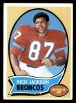 1970 Topps #95  Rich Jackson  Front Thumbnail