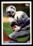 1994 Topps #92  Willie Green  Front Thumbnail
