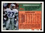 1994 Topps #84  Patrick Hunter  Back Thumbnail