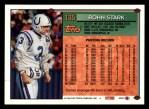 1994 Topps #135  Rohn Stark  Back Thumbnail