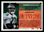 1994 Topps #292  Mark McMillian  Back Thumbnail