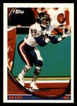 1994 Topps #227  Curtis Conway  Front Thumbnail