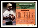 1994 Topps #435  Michael Haynes  Back Thumbnail