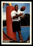 1994 Topps #435  Michael Haynes  Front Thumbnail