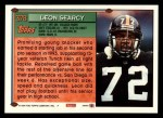 1994 Topps #378  Leon Searcy  Back Thumbnail