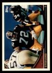 1994 Topps #378  Leon Searcy  Front Thumbnail