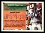 1994 Topps #335  Steve Emtman  Back Thumbnail