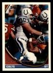 1994 Topps #335  Steve Emtman  Front Thumbnail