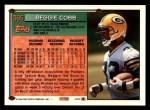 1994 Topps #385  Reggie Cobb  Back Thumbnail