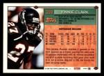 1994 Topps #398  Vinnie Clark  Back Thumbnail