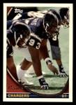 1994 Topps #363  Reuben Davis  Front Thumbnail
