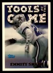 1994 Topps #547   -  Emmitt Smith Tools of the Game Front Thumbnail