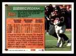 1994 Topps #532  Erric Pegram  Back Thumbnail