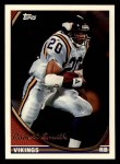 1994 Topps #495  Robert Smith  Front Thumbnail