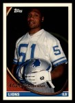 1994 Topps #626  Mike Johnson  Front Thumbnail