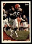 1994 Topps #563  Mike Caldwell  Front Thumbnail
