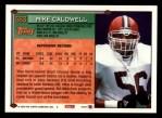1994 Topps #563  Mike Caldwell  Back Thumbnail
