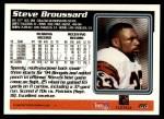 1995 Topps #86  Steve Broussard  Back Thumbnail