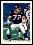 1995 Topps #289  Doug Riesenberg  Front Thumbnail