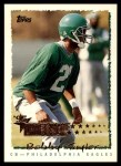 1995 Topps #241  Bobby Taylor  Front Thumbnail