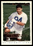 1995 Topps #232  Luther Elliss  Front Thumbnail