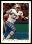 1995 Topps #179  Ray Childress  Front Thumbnail