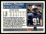 1995 Topps #151  Robert Porcher  Back Thumbnail