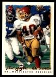 1995 Topps #169  Reggie Brooks  Front Thumbnail