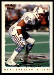 1995 Topps #383  Al Smith  Front Thumbnail