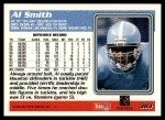 1995 Topps #383  Al Smith  Back Thumbnail