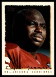 1995 Topps #333  Clyde Simmons  Front Thumbnail