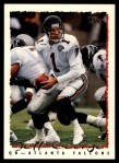 1995 Topps #401  Jeff George  Front Thumbnail