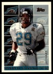 1995 Topps #464  Darren Carrington  Front Thumbnail