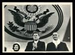 1964 Topps JFK #67   JFK & VP Johnson Under US Seal Front Thumbnail