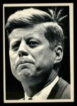 1964 Topps JFK #27   Labor Convention - New York City Front Thumbnail