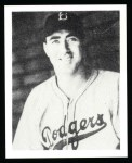 1939 Play Ball Reprint #111  Van Mungo   Front Thumbnail